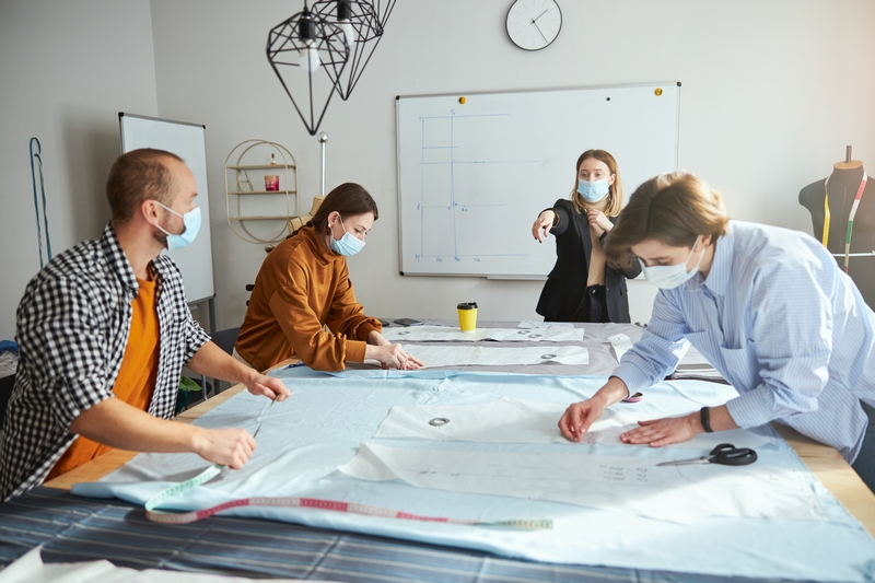 fabrication textile professionnel